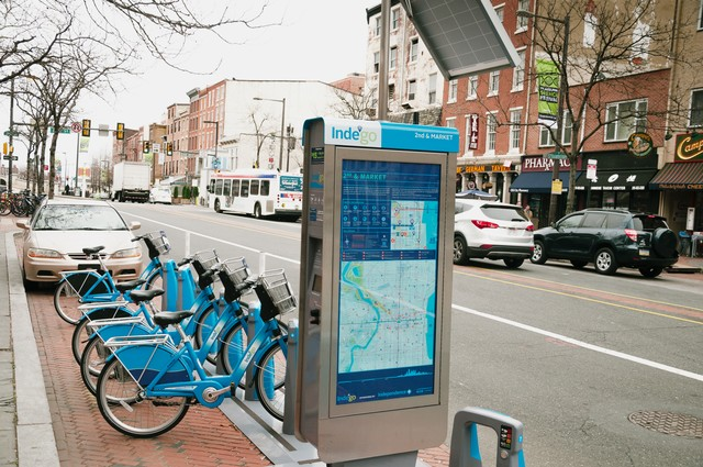 How Bike Share Systems Are Failing Us - VICE