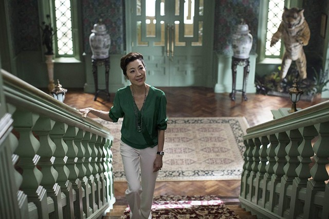 In 'Crazy Rich Asians,' Mahjong Means More Than You Know - VICE