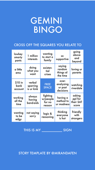 Astrology Bingo Is Here And Its Incredible Meet The Woman Behind