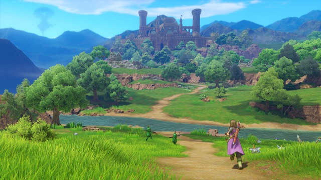 Dragon Quest XI' Is A Blockbuster Game That Doesn't Deliver