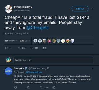 Scammers Threaten to Review Bomb a Travel Company Unless it Pays