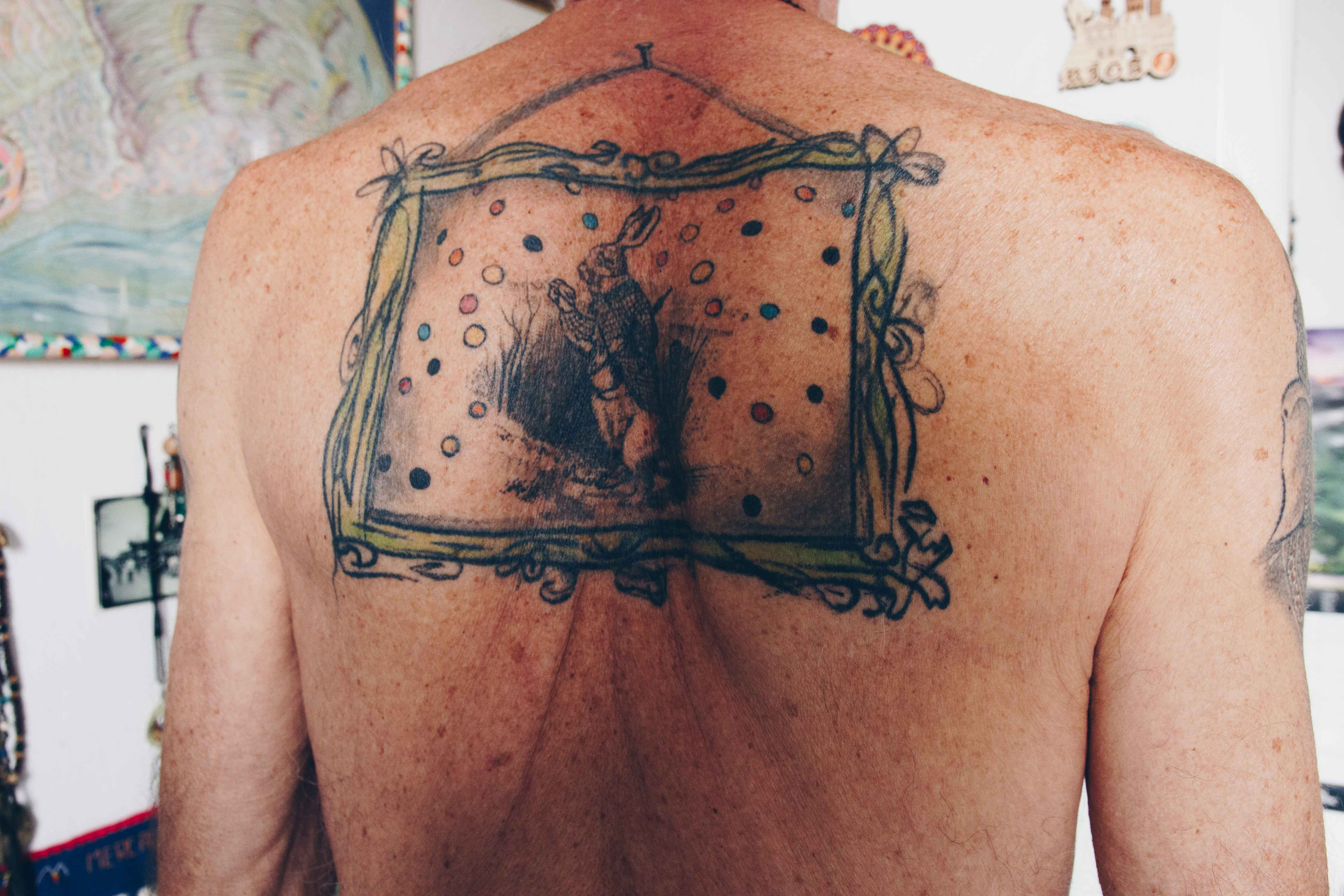 Dating uw tattoo artist