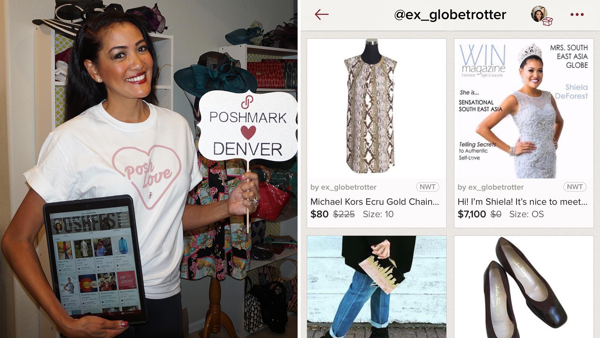 Poshmark Sellers Make Money on Used Clothing Sales b95aca44153f7