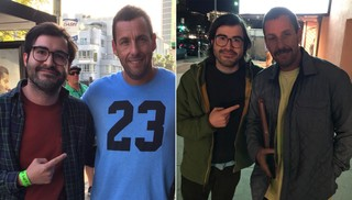 This Guy Watched an Adam Sandler Movie Every Day for an