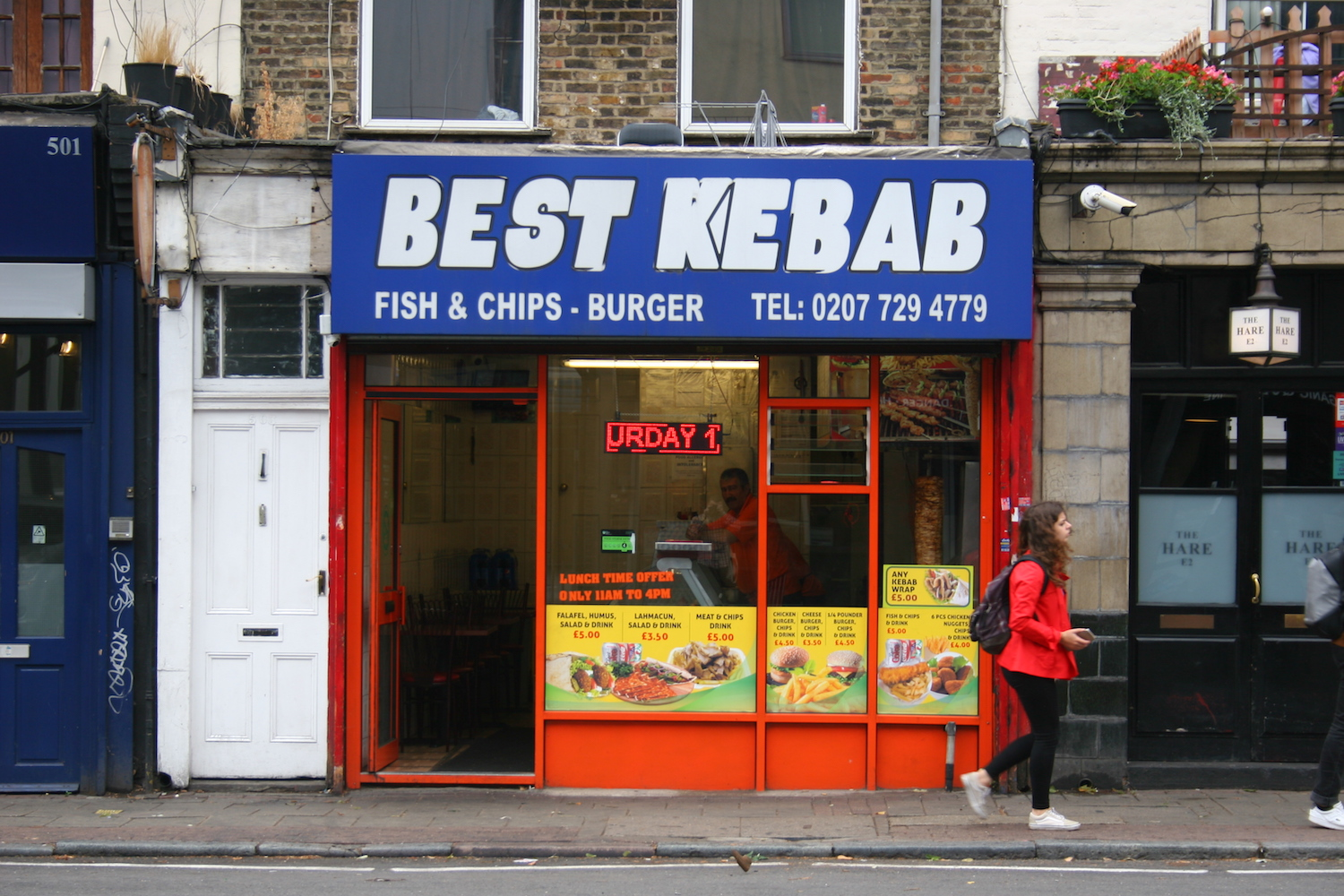 My Search For Londons Best Best Kebab Vice