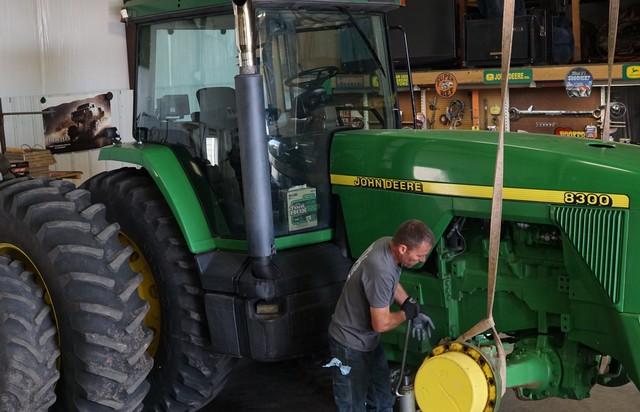 Farmer Lobbying Group Sells Out Farmers, Helps Enshrine John