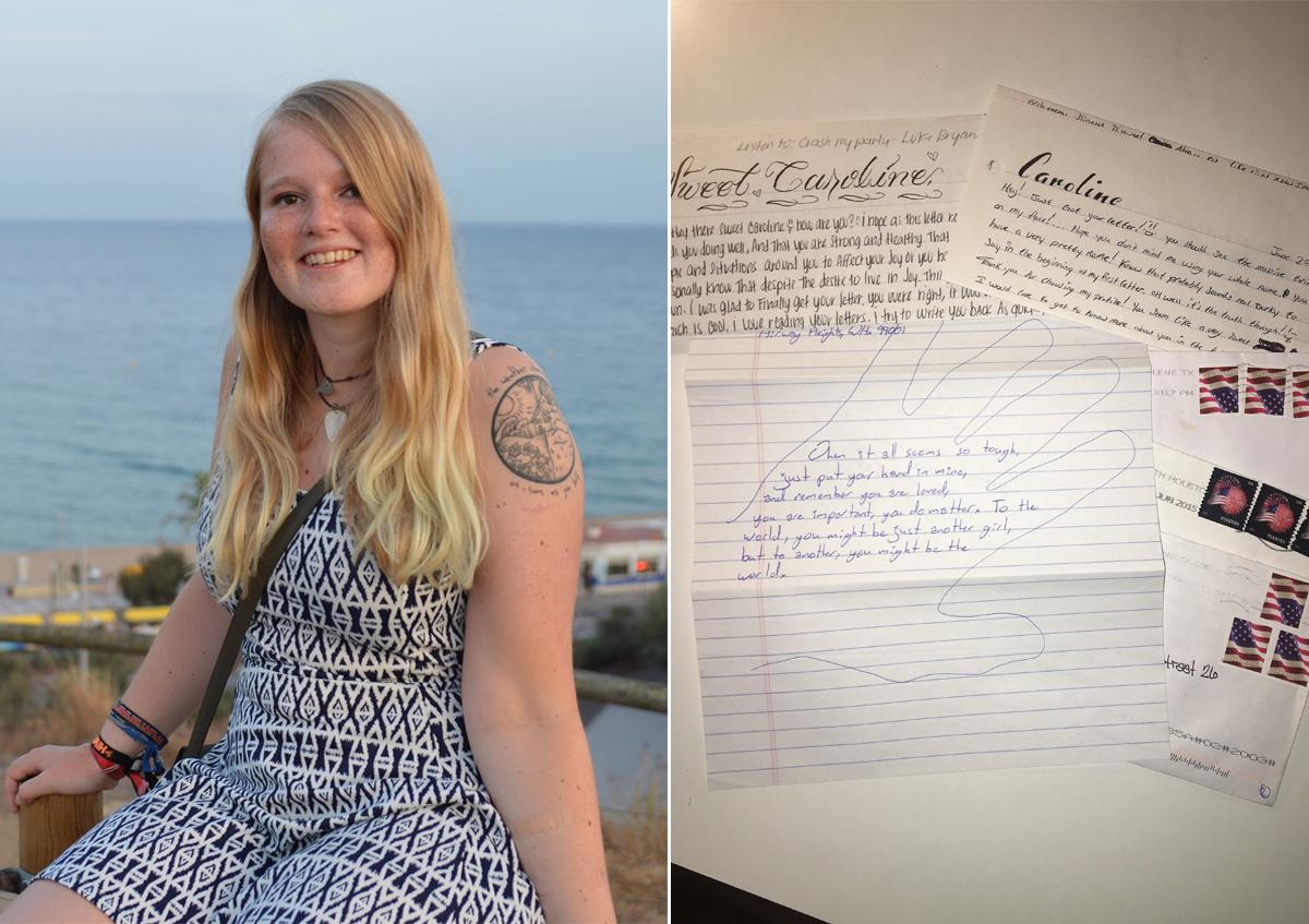 online dating gevangenen acht eenvoudige regels voor dating mijn tienerdochter cast