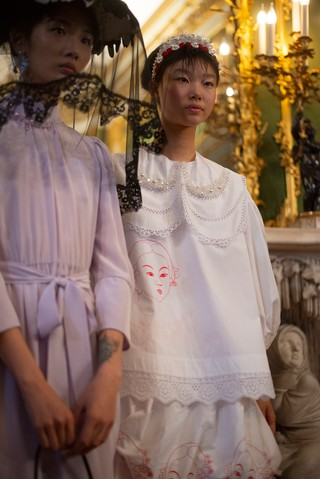 Simone Rocha at London Fashion Week