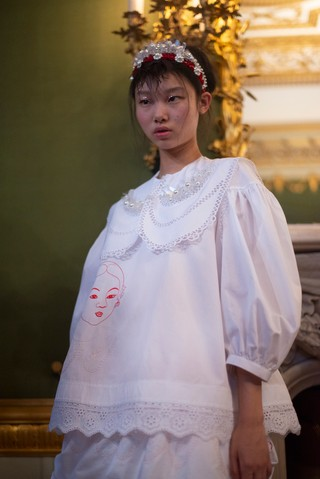 Simon Rocha London Fashion Week spring/summer 2019