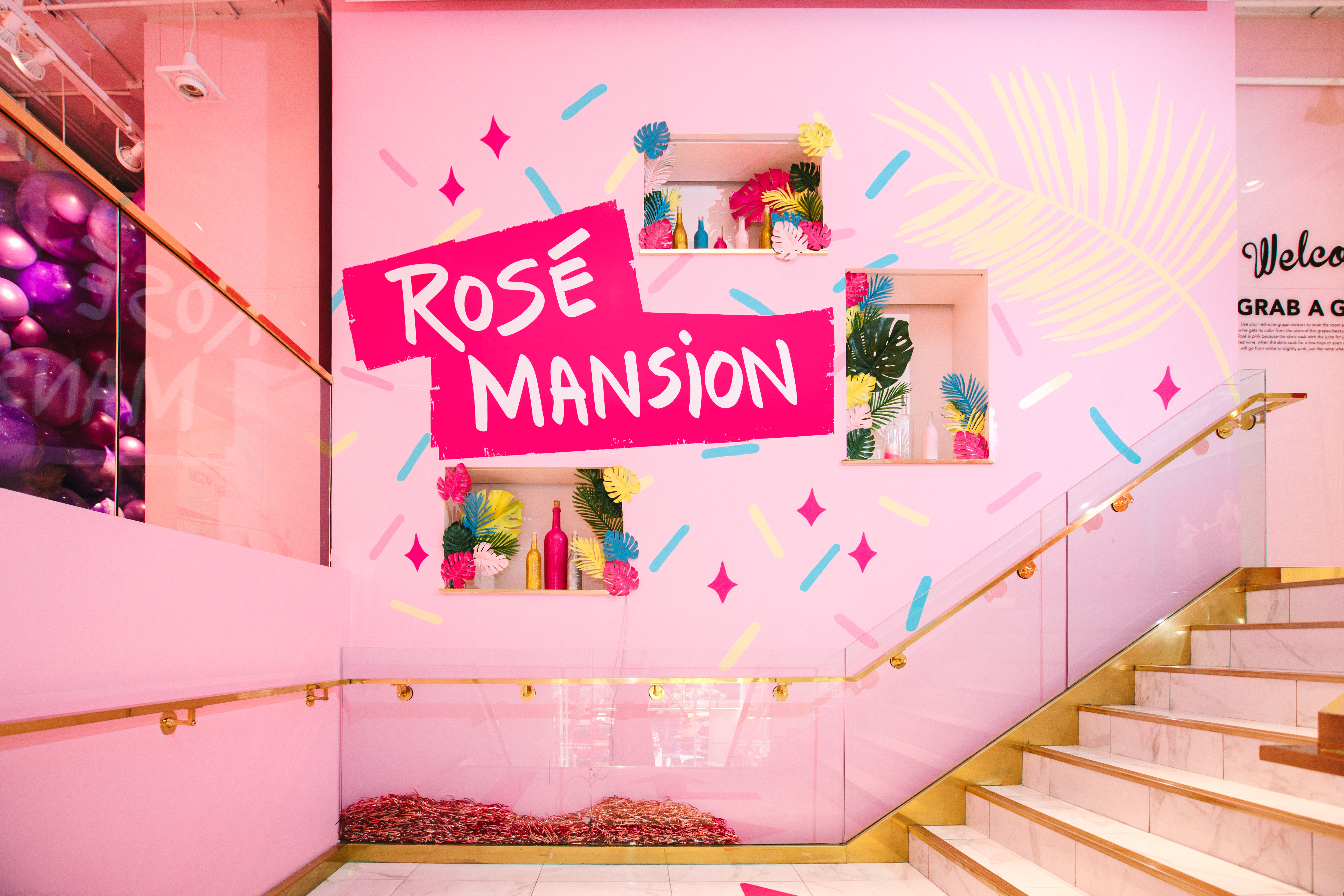 New yorks rosé mansion is exactly the dystopian instagram trap you