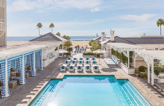 Best Hotels In Los Angeles 4 Shutters On The Beach