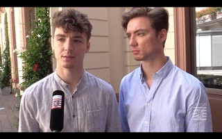 Die Lochis in einem YouTube-Video der hessischen Regierung