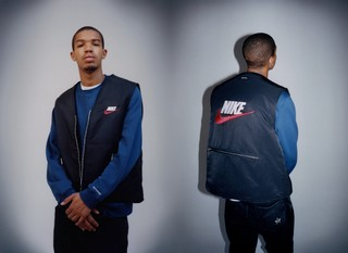 Supreme x Nike collaboration preview pictures - gilet