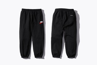 Supreme x Nike collaboration preview pictures - sweatpants