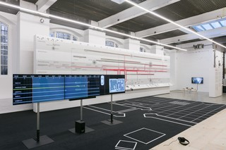 Forensic Architecture's work at The Turner Prize 2018