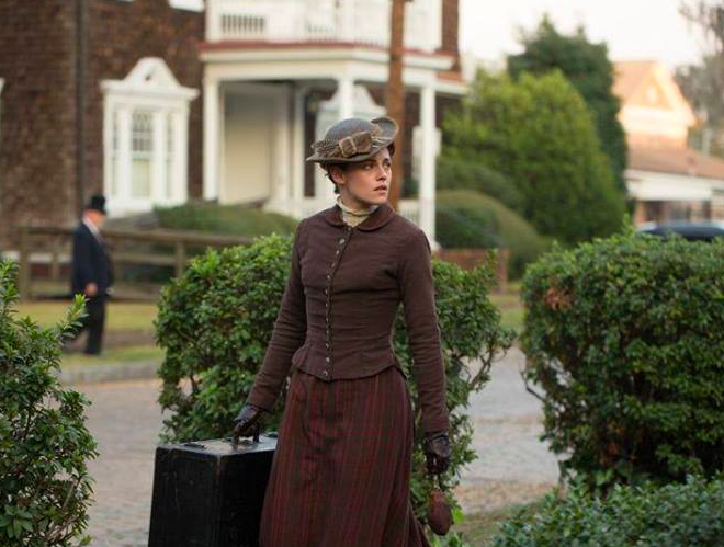 """""""Lizzie"""" Shows Us the Erotic Side of Fussy Edwardian"""