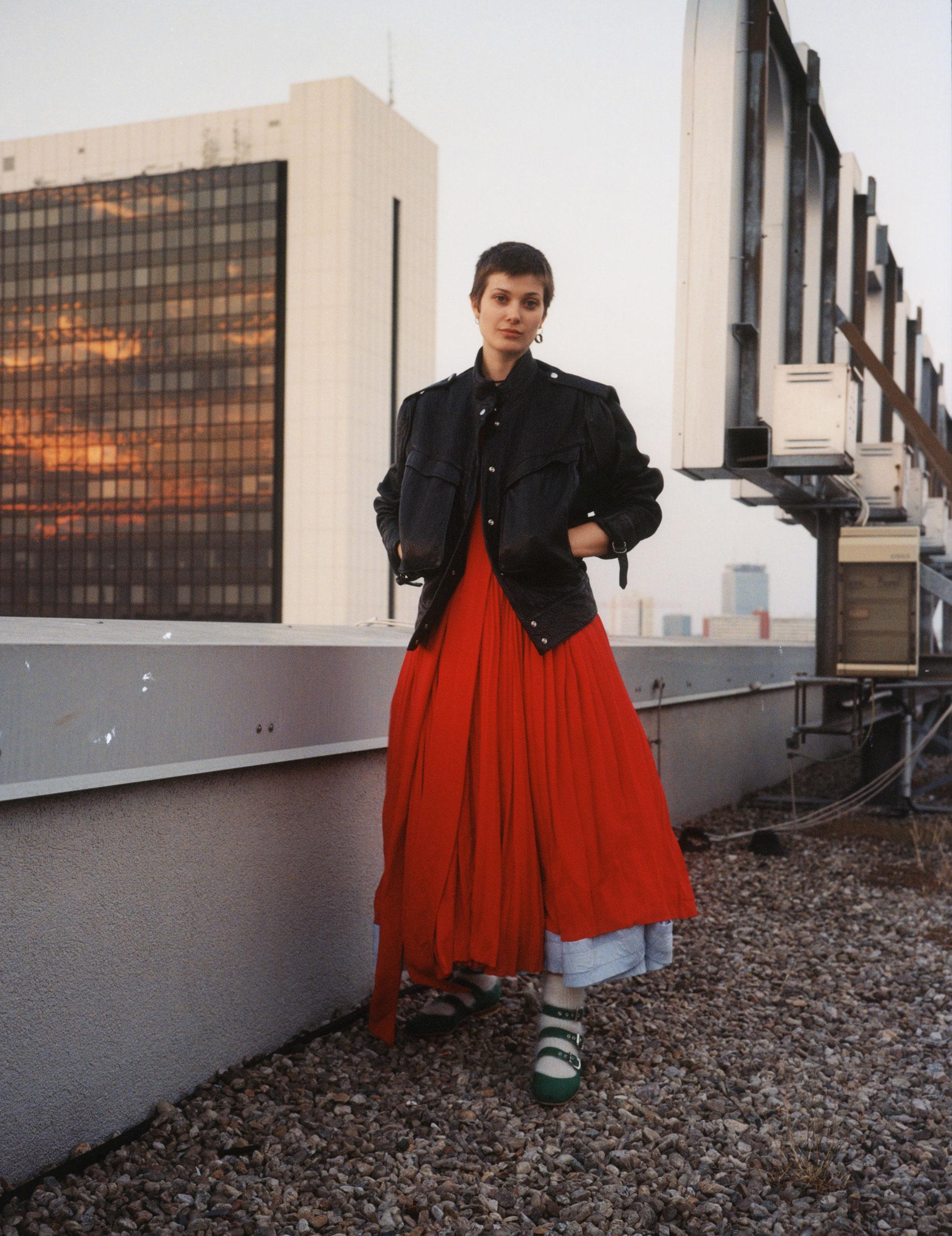 an alternative tour of berlin with model larissa hofmann - i-D