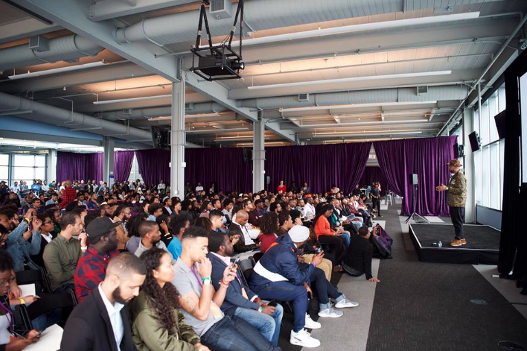 Black Tech Conferences Offer a Lifeline in a Predominantly White