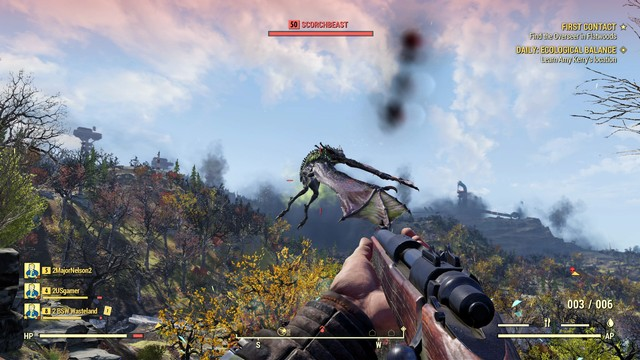 I Played Three Hours of 'Fallout 76' and I Can't Stop