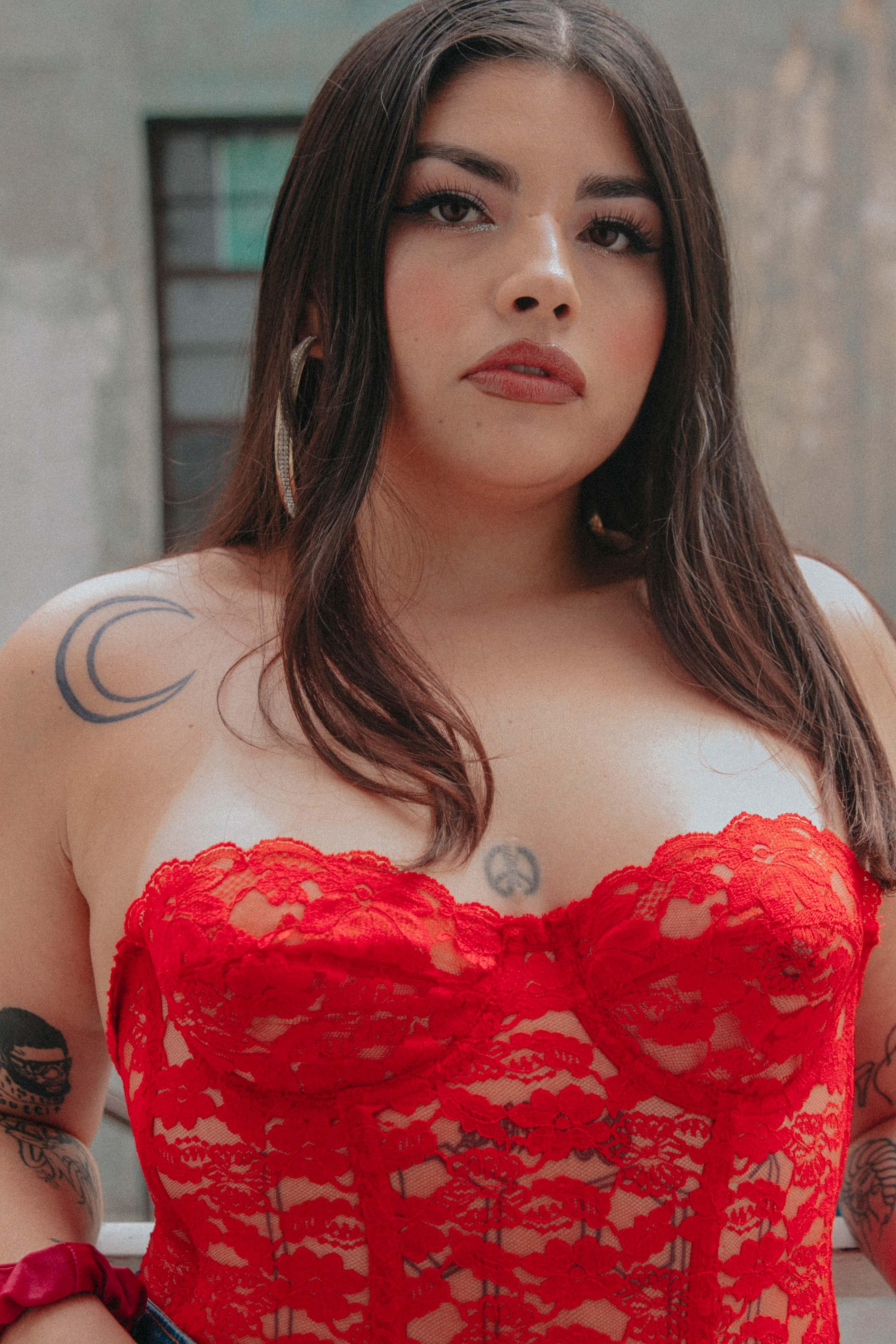 ecf56a3223f Retratos de mujeres hermosas que no siguen estereotipos de belleza ...