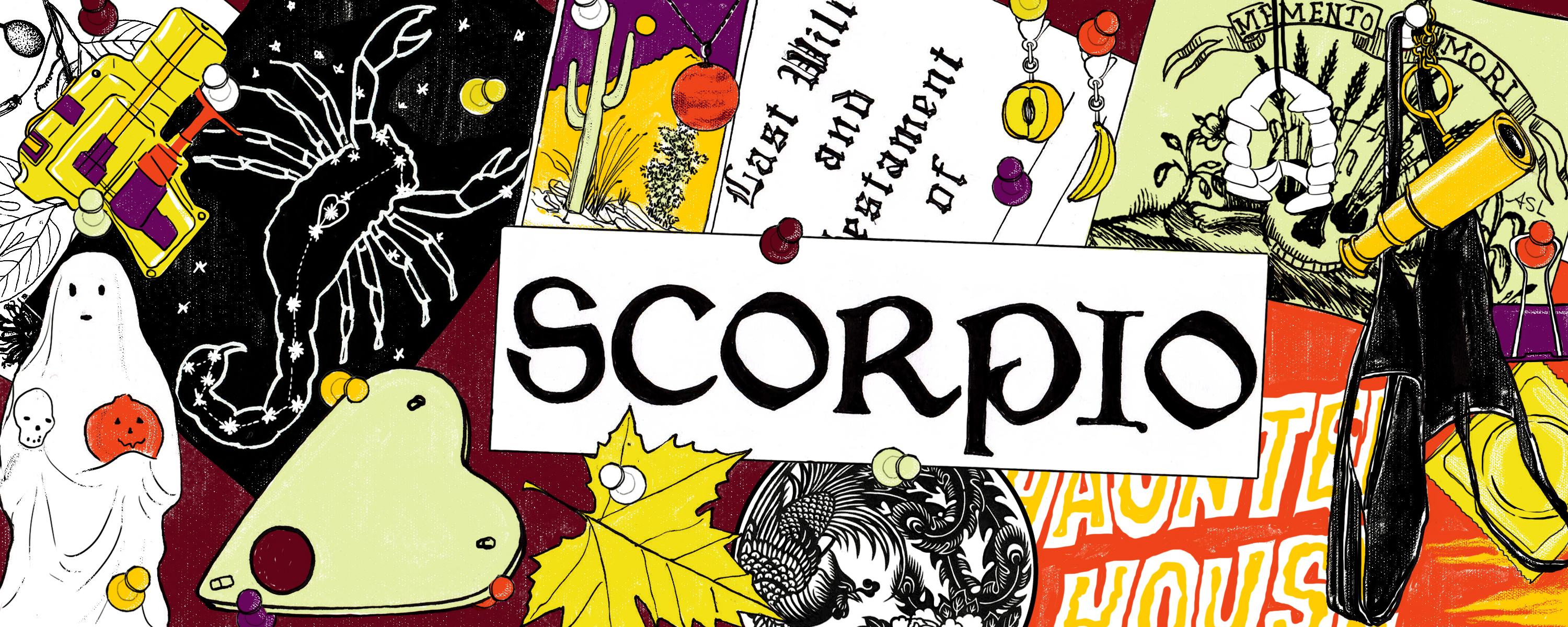 weekly horoscope scorpio october 30 2019