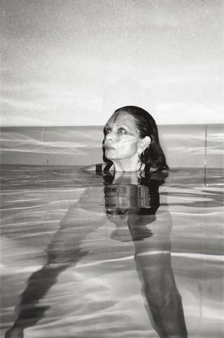 Michèle Lamy by Rosie Marks