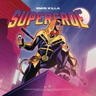 emis killa supereroe copertina fumetto