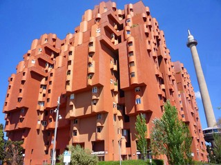 Buildings-in-Barcelona