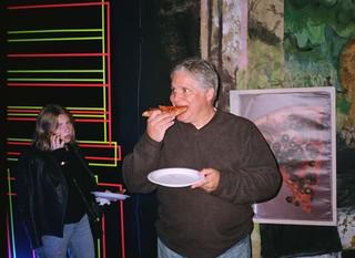 Pizza Museum, Julian Master, Andrea McGinty