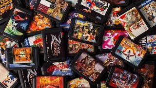 Mega Drive Cartridges