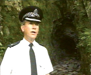 cave rave acid house police