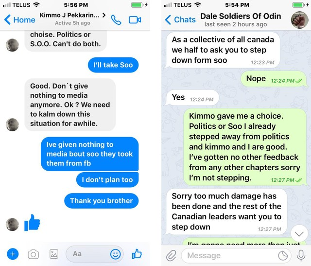 Soldiers of Odin Edmonton Chapter Shuts Down, Rebrands As
