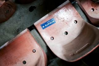 Een Kamp Seedorf-sticker.