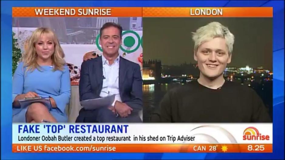 oobah butler australian tv