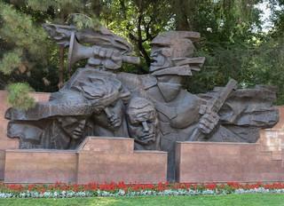 Soviet-Monuments