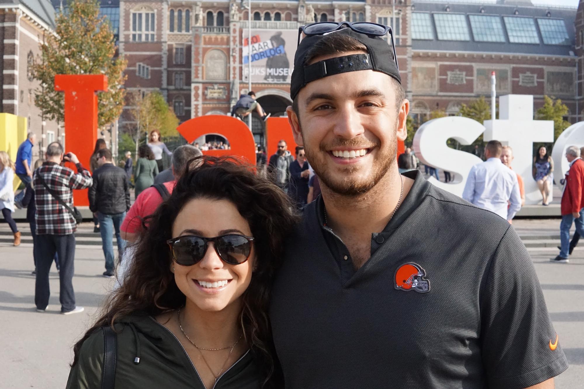 Lauren (29) & Gabe (26), Verenigde Staten