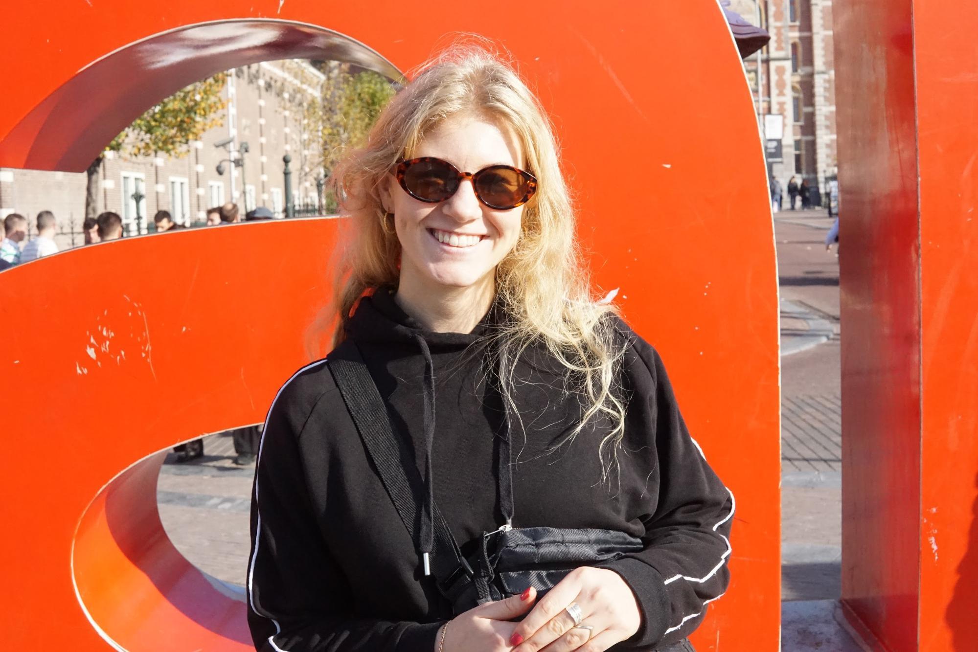 Maria (19), Denemarken