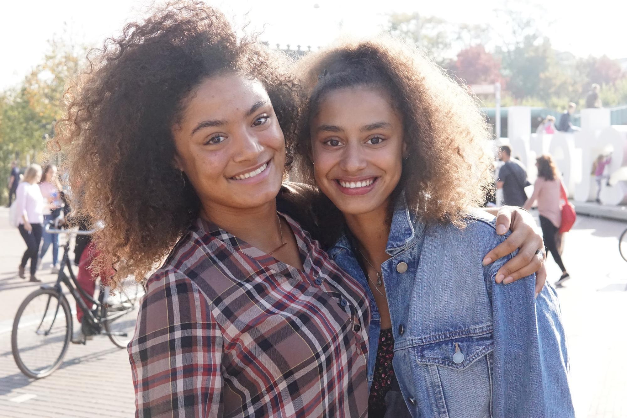 Iva (23) & Yendi (19)
