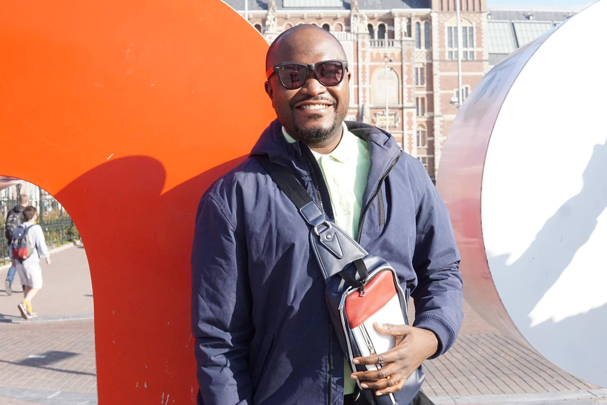 Charles (37), Ghana