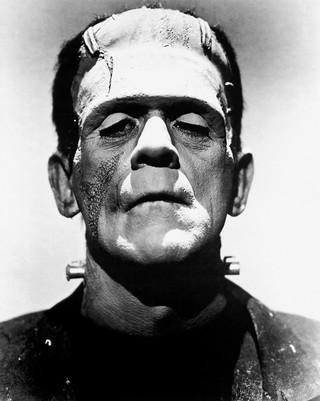frankenstein's monster boris karloff