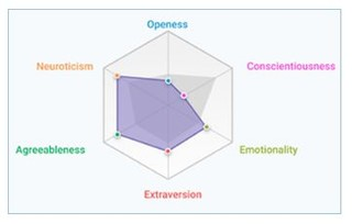 Retorio personality analysis image