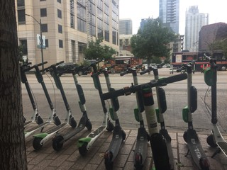 scooters in austin