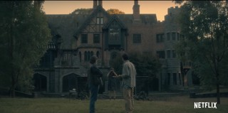 Haunting of Hill House photography