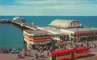 The North Pier, Blackpool. Photo: John Hinde Archive (Copyright)