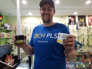 First cannabis sale Labrador City