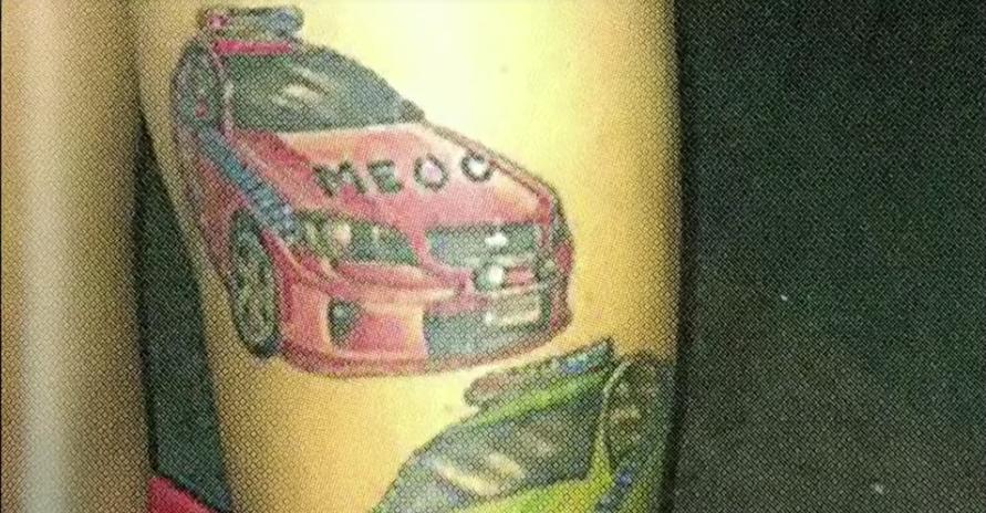 Meoc Tattoo