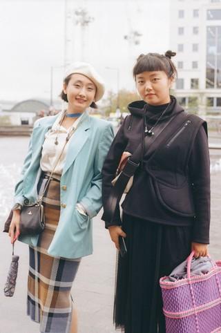 Jingyi and Yibeijia