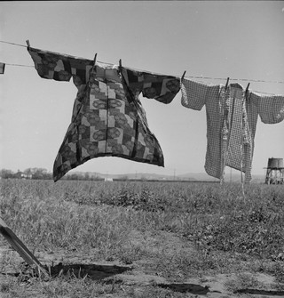 Dorothea Lange Jour de Lessive