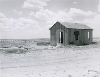 Dorothea Lange Drought Abandoned House