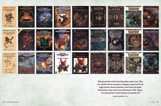 How the Art of Dungeons and Dragons Helped Make it a